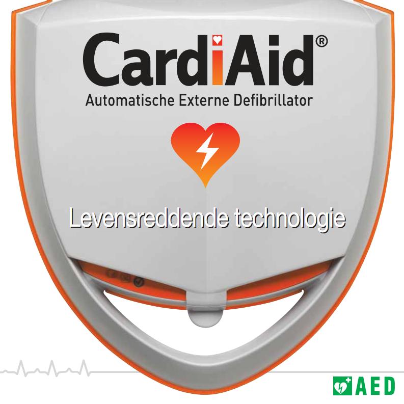 Brochure CardiAid CT0207 AED
