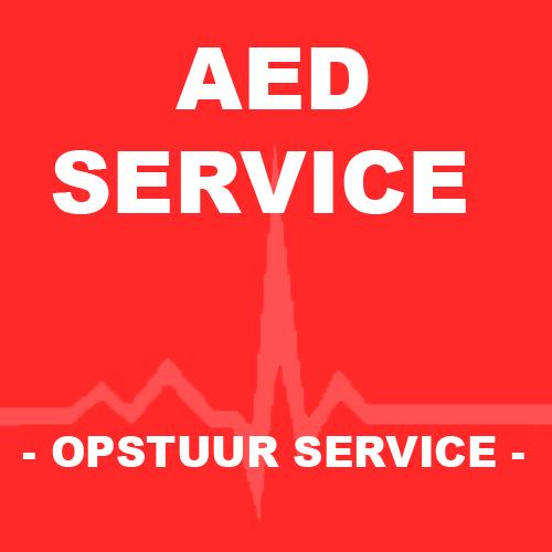 CardiAid AED opstuur service / onderhoud