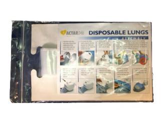 Actar D-Fib Disposable longzakjes