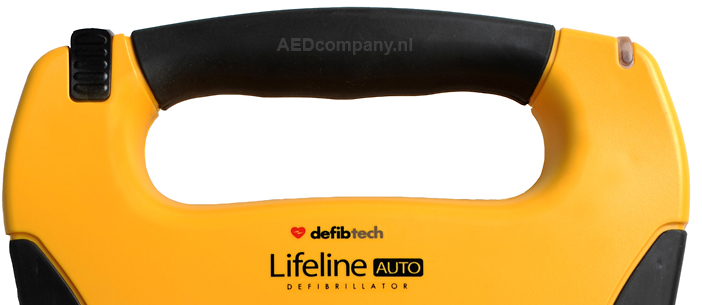 Defibtech Lifeline AUTO anti-slip greep