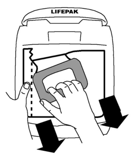 Medtronic Lifepak QUIK-PAK elektroden