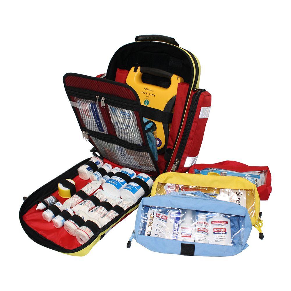 PSF Medical Rescuebag EHBO:BHV rugtas met inhoud