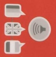 Primedic HeartSave AED taalwisseltoets - taalkeuze