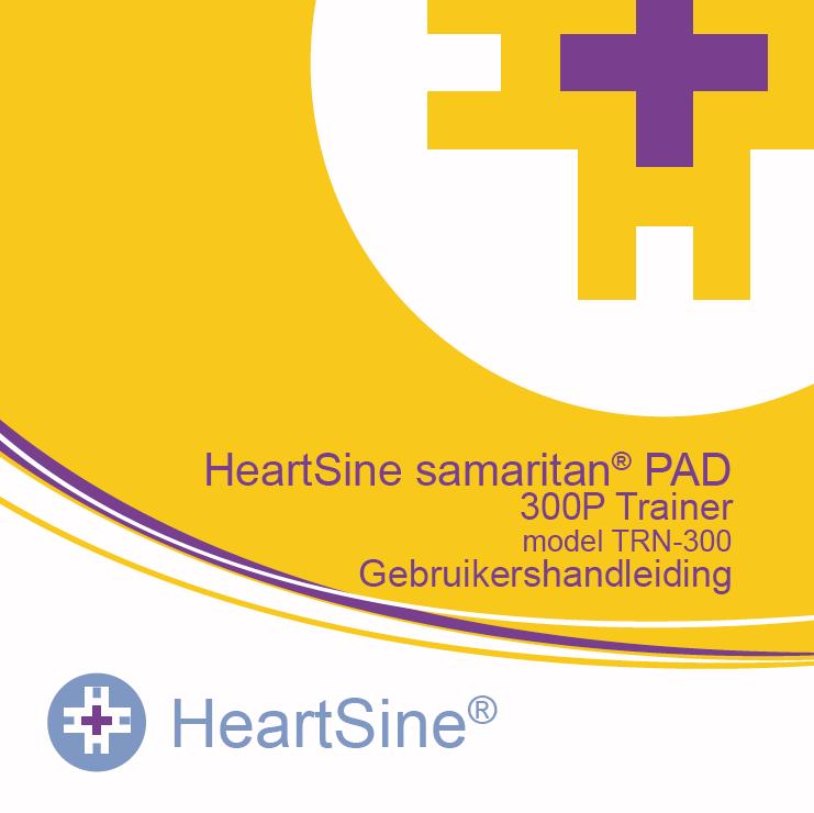 handleiding HeartSine Samaritan PAD 350P SECURE trainer