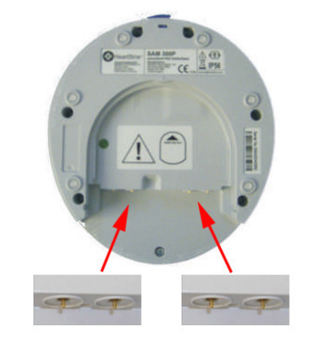 Vervangen HeartSine Samaritan AED Pad-Pak batterij en elektroden 300p 350p 360p 500p