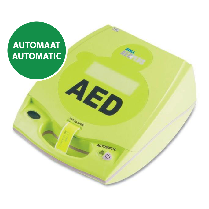 ZOLL AED PLUS vol-automaat