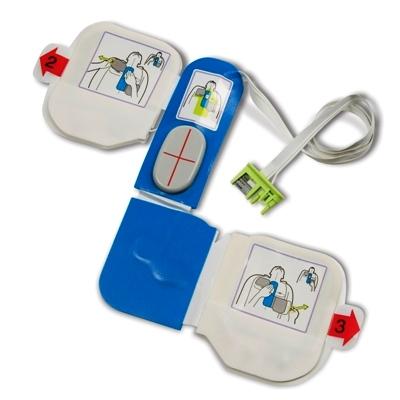 Zoll AED PLUS elektrode CPR-D•padz