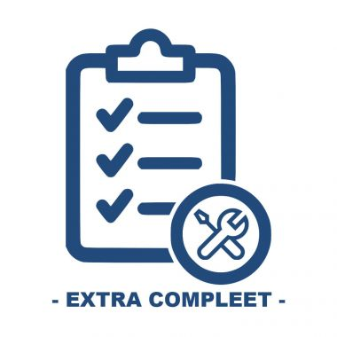 AED SERVICE CONTRACT EXTRA COMPLEET