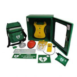 Aanbieding Defibtech Lifeline AED & AEDkast indoor DDU-100 DBP-2800 DDP-100