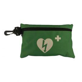 AED reanimatie-kit groen AED ilcor logo
