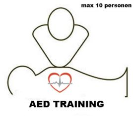 AED training max 10 personen