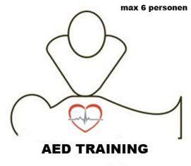 AED Training max 6 personen