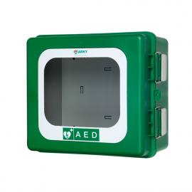 ARKY AED Buitenkast met verwarming pakket