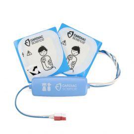 Cardiac Science Powerheart G3 kinder elektroden REF 9730-002 zonder verpakking