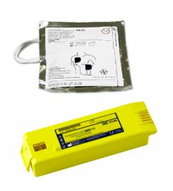 Cardiac Science Powerheart G3 PRO combinatiepakket elektroden & batterij