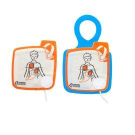 Cardiac Science Powerheart G5 AED kinder elektroden REF XELAED003A