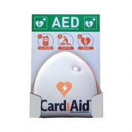CardiAid wandbeugel en Informatiebord