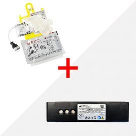 Combideal Primedic HeartSave AED batterij HeartSave elektroden - Savepads