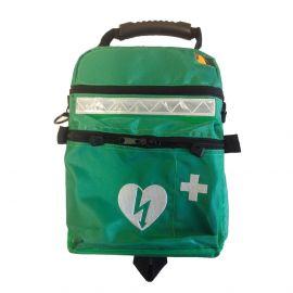Defibtech Lifeline AED softcase beschermtas groen