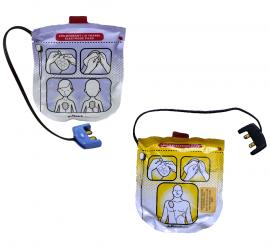Defibtech Lifeline VIEW elektroden combinatiepakket volwassen-elektroden & kinder-elektroden