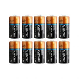 Duracell ZOLL AED PLUS CR123A lithium batterijen 3v (10 st) REF 8000-0807-01 10 PACK.jpg