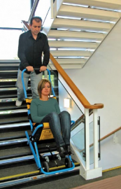 Evac Chair gebruikerstraining
