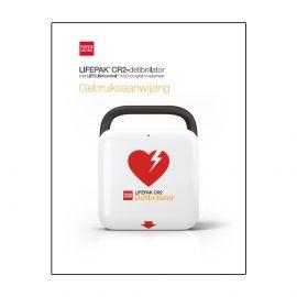 Handleiding Physio-Control Lifepak CR2 AED 99512-000153 wifi g3 manual gebruiksaanwijzing