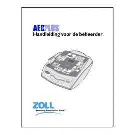 Handleiding ZOLL AED PLUS manual