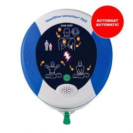 HeartSine Samaritan PAD 360p AED vol-automaat