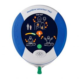 HeartSine Samaritan PAD 500p AED DEFIBRILLATOR