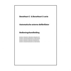 Handleiding MINDRAY BeneHeart C1 / C1A / C-serie AED DOWNLOAD