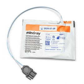 Mindray BeneHeart C1A & C2 AED elektroden pads REF MR62