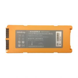 MINDRAY BeneHeart D1 AED ACCU LM34S001A DC 12V 4200mAh 50,4Wh Lithium Manganese Dioxide LiMno2