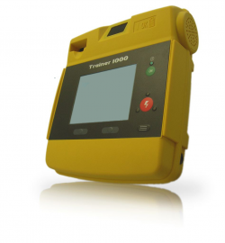 Physio Control Lifepak 1000 trainer