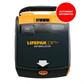 Physio-Control Lifepak CR PLUS vol-automaat REF 80403-000233