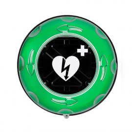 Rotaid Plus AED indoor binnenkast kleur groen