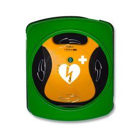 Rotaid Swift AED binnenkast indoor defibtech lifeline aed dicht