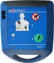 """Saver One AED Trainer """"Saver One T"""" Basic"""