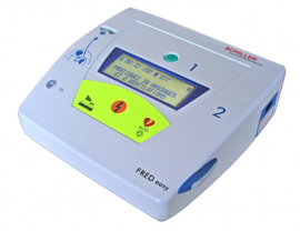 Schiller Fred Easy automatic AED
