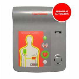 Telefunken AED defibrillator vol-automaat