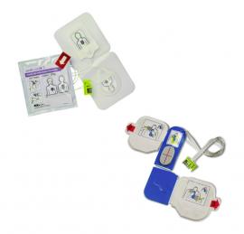 ZOLL AED PLUS elektroden combinatiepakket: volwassen-elektroden & kinder-elektroden