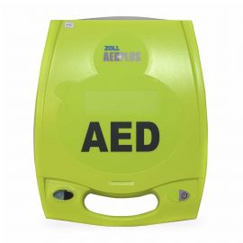 ZOLL AED PLUS professional interface ECG-weergave
