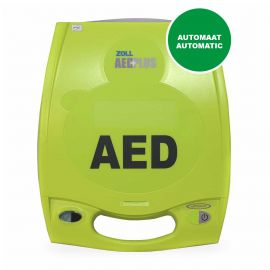 ZOLL AED PLUS vol-automaat 22300700502011160 vermelding