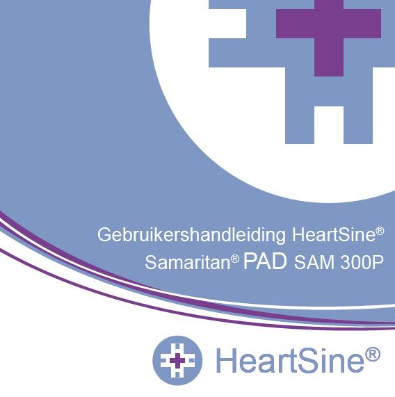 Handleiding HeartSine Samaritan PAD 300p AED