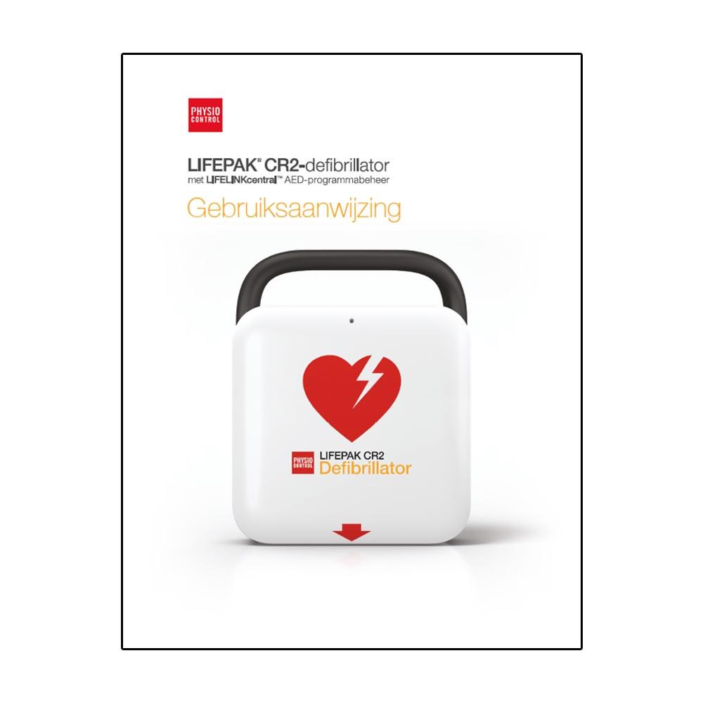 Handleiding Physio-Control Lifepak CR2 AED 99512-000153