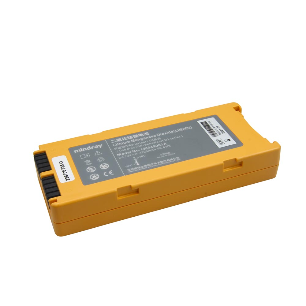 MINDRAY BeneHeart D1 AED accu batterij LM34S001A