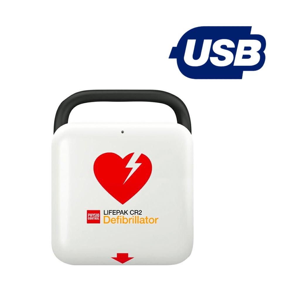 Physio-Control Lifepak CR2 USB NL - REF 99512-001273
