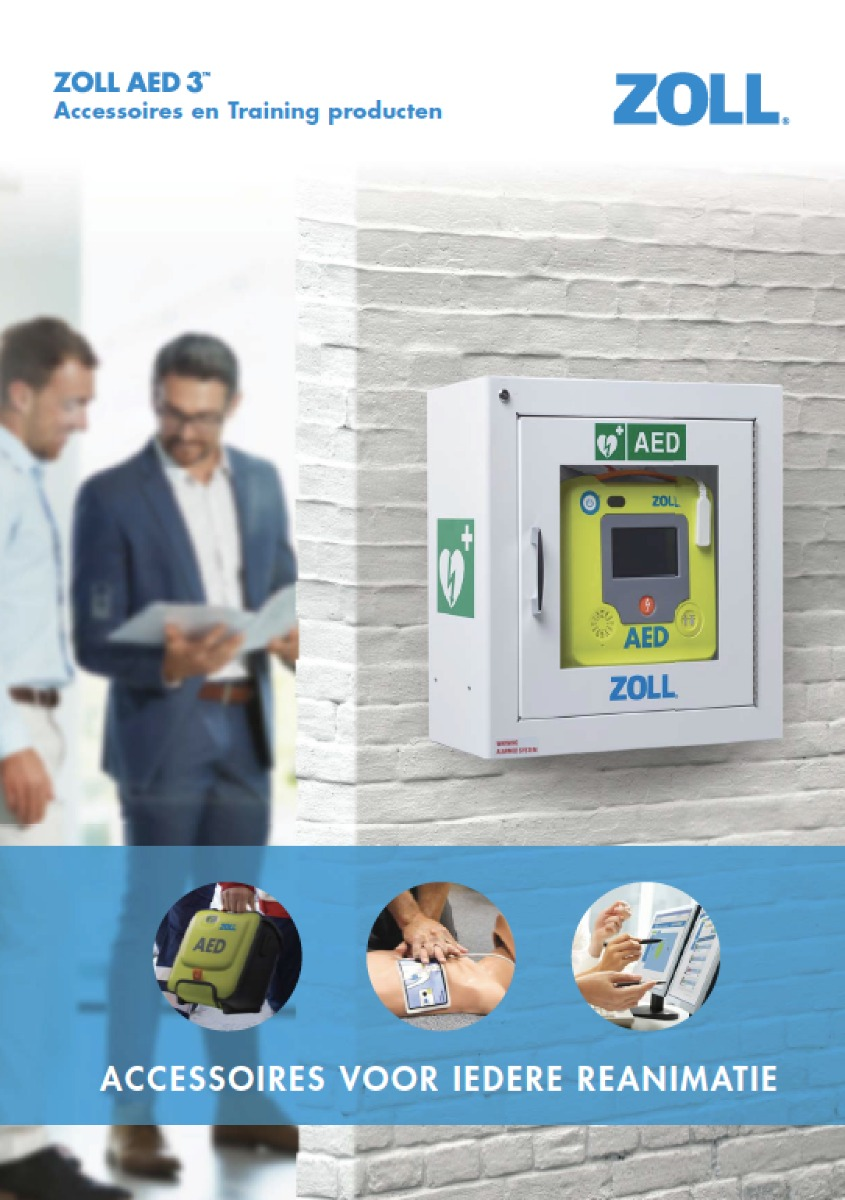 ZOLL AED 3 Accessories Brochure