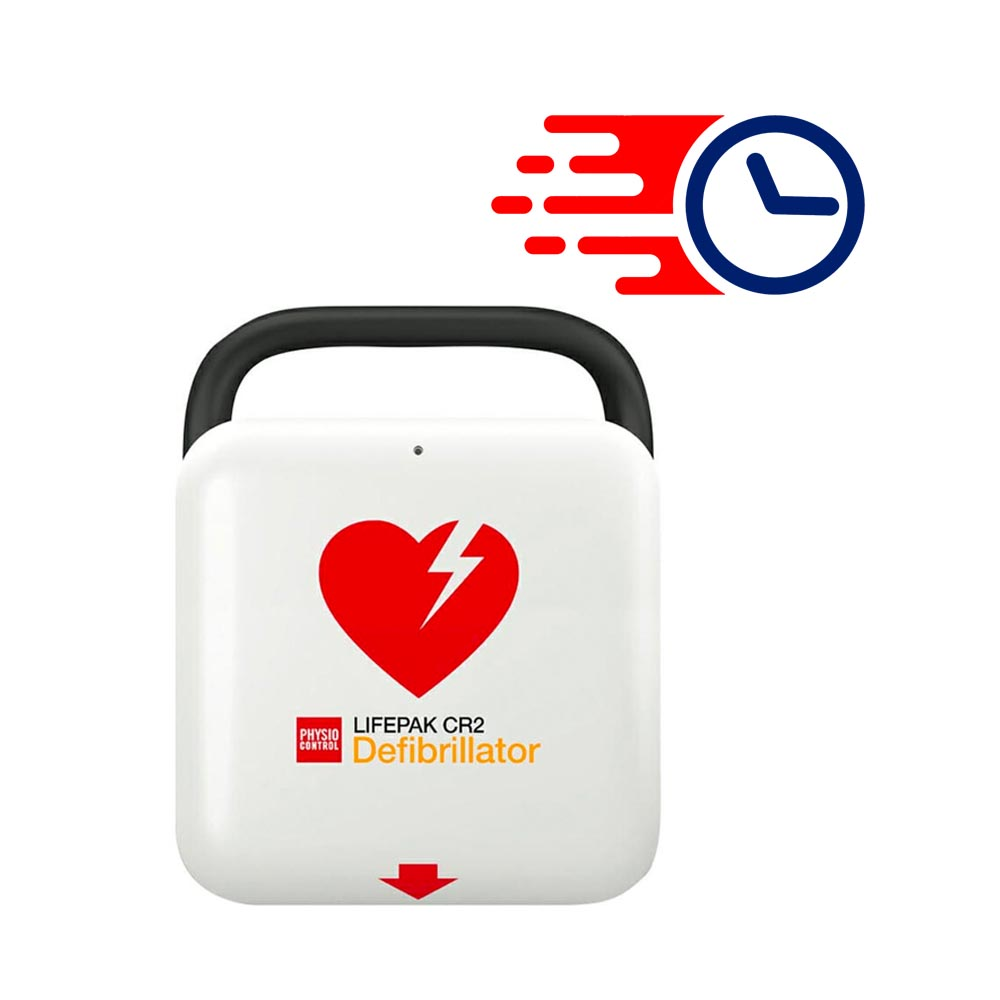 cprINSIGHT™ analyse technologie  Physio-Control Lifepak CR2 WiFi NL 99512-000153