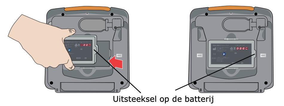 plaasten ZOLL AED 3 batterij accu pack